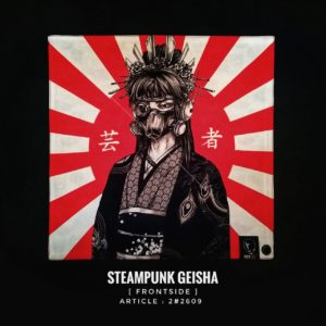 Brotac Hanks Steampunk Geisha