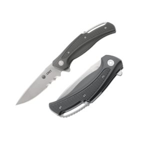 CRKT Ruger Onion Windage, Serrated, Drop Point
