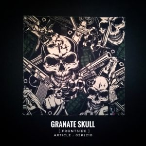 Brotac Hanks Granate Skull