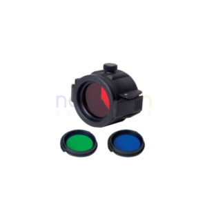 NexTorch FT32F, Filter Kit – Foldable – Red, Green, Blue
