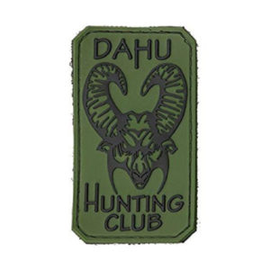 Bastinelli Knives Dahu Patch