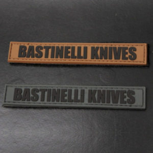 Bastinelli Knives Patch