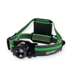 NexTorch MYSTAR LED Headlamp max 550 lumens