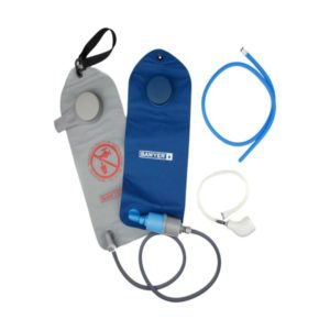 Sawyer SP162, 2 Liter Dual Bag Complete Water Filtration System