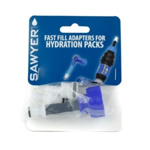 Sawyer SP115, Fast Fill Adapters for Hydration Packs