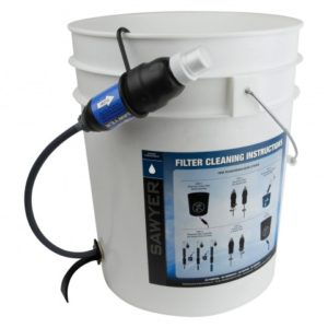 Sawyer SP180, PointONE Bucket System with 1ft hose (For non-profit purposes only)