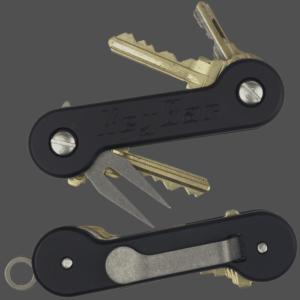 Keybar Aluminum Black
