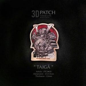 Brotac 3D Patch, Taiga