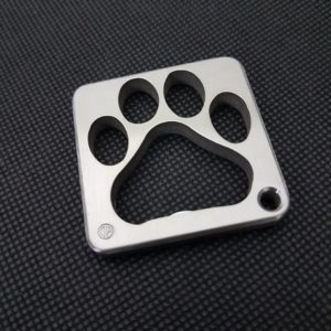 EDC Designs / Minh Do, Dog Paw, Stainless Steel