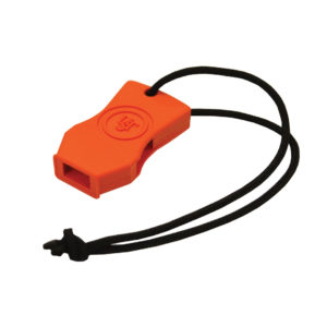UST WG01598, JetScream Micro Floating Whistle, Orange