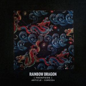 Brotac Hanks, Rainbow Dragon