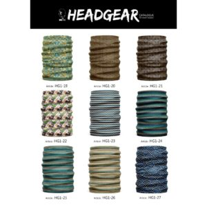 Brotac Headgear – 100% Cotton Spandex