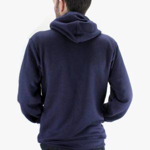 Chris Reeve, CRK Logo Hoodie Navy