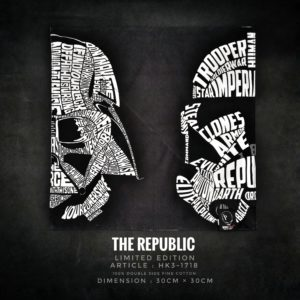 Brotac Hanks,  The Republic (Limited Edition)