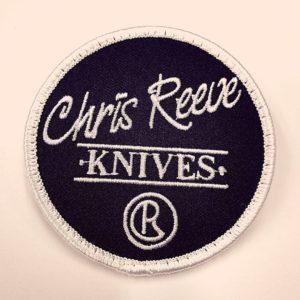 Chris Reeve Logo Patch