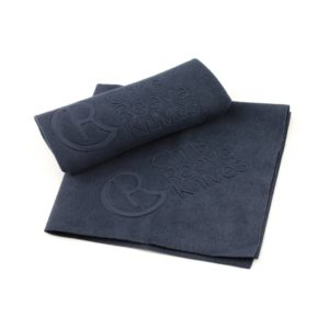 Chris Reeve COM 7030, Microfiber Cloth Dark Blue #55 Embossed 11″ x 11″