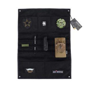 OneTigris ZDD01BK Patch Holder Board 01, Black