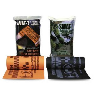 SWAT-T™ Tourniquet (Black or Orange)