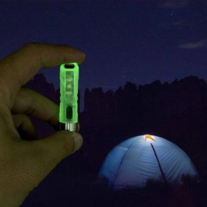 RovyVon, Aurora A5 GITD Keychain Flashlight