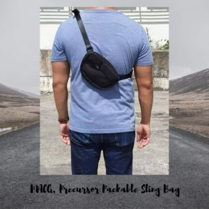 Miguel Andre, Precursor Packable Sling Bag