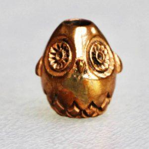 Santi's Beads, Owl V.1, Copper