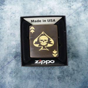 Triarii Metalworks Zippo, Brass
