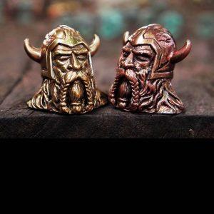 Santi's Beads, Viking V.2, Brass