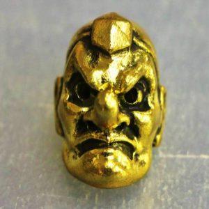 Santi's Beads, Tengu, Brass
