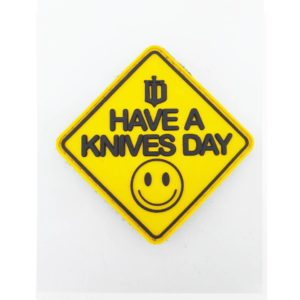 IB Patch 'Have a Knives Day'