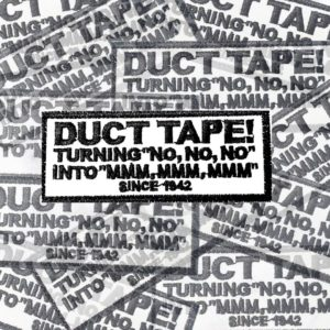 Patch 'Duct Tape… '