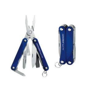 Leatherman 831230, Squirt PS4, Blue