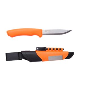 Morakniv 12051 Bushcraft Survival Orange/S