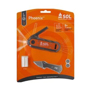 SOL Phoenix AD0838 Fire Starting Survival Tool
