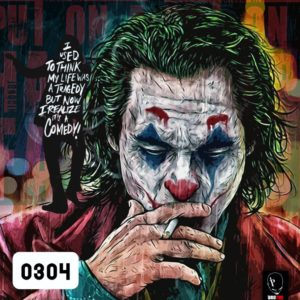 Brotac Hanks, JokerJoaquin
