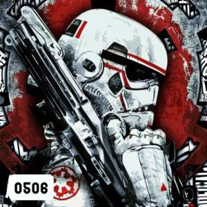 Brotac Hanks HK4-0506, RedStrooper (Limited Ed)