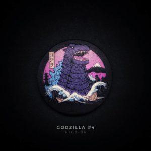 Brotac, 3D Patch, Godzilla 1