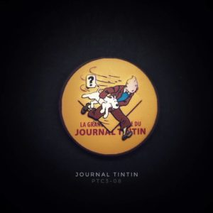 Brotac, 3D Patch, Tintin Journal