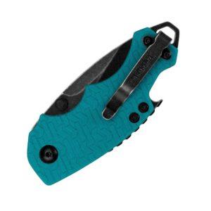 Kershaw, Shuffle Liner Lock Teal BW