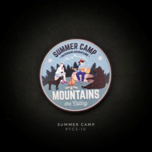 Brotac, 3D Patch, Summer Camp