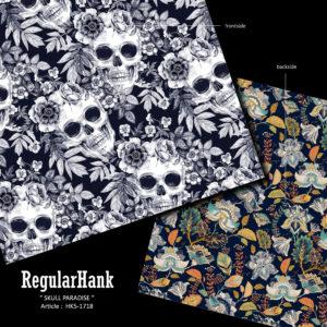 Brotac Hanks HK5-1718 Skull Paradise