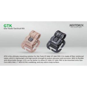 NexTorch, GTK GloToob Tactical Kit