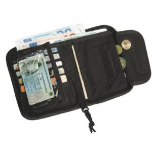 Tasmanian Tiger 7627, Mil Wallet (Available in Black / Olive)