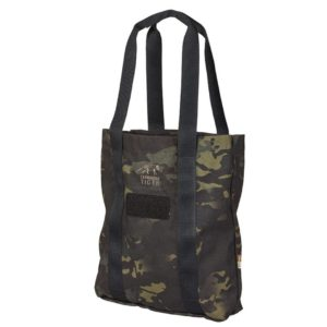 Tasmanian Tiger 6905, Tote Bag, Black Multicam
