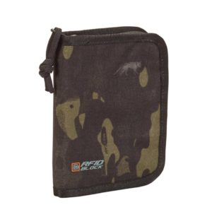 Tasmanian Tiger, Wallet RFID B, Black Multicam (7257)