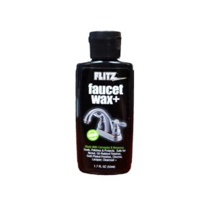 Flitz Faucet Waxx Plus, 50ml Bottle