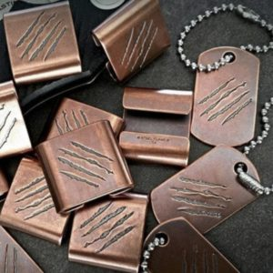 Bastinelli, Dogtag by Steel Flame