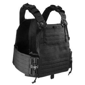 Tasmanian Tiger, Plate Carrier QR LC, Black
