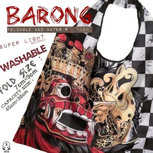 Brotac Barong Foldable Reusable Bag Large