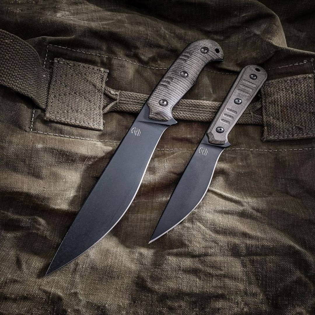 Bastinelli Fixed Blade Knives