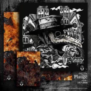 Brotac Hanks, Doctor Plauge, Limited Edition